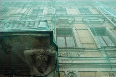 Moscow grief by Artem Achsakov